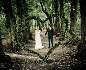 Lille Restrup bryllup