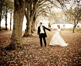 de perfekte bryllupsbildene