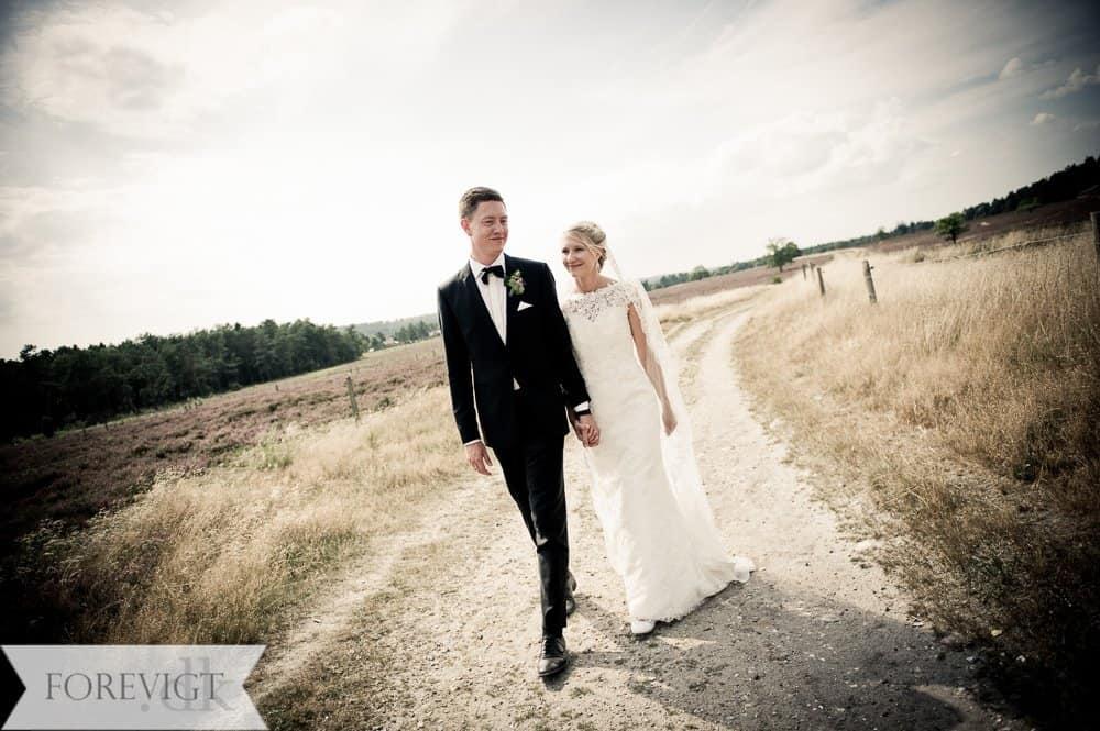 Herthadalen bryllupsfoto
