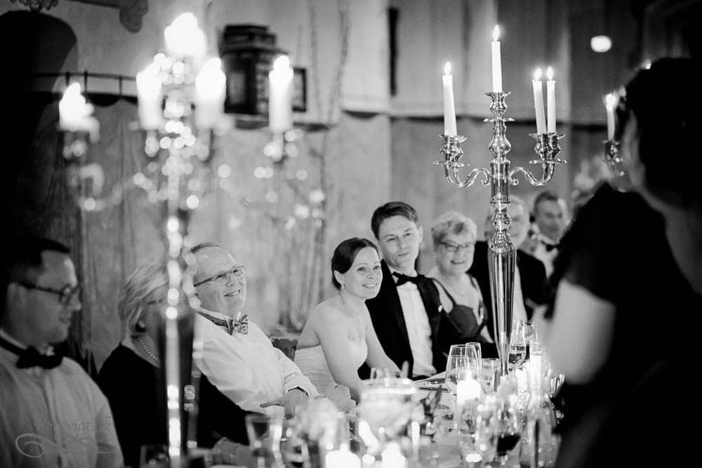 bryllup på Holckenhavn slot