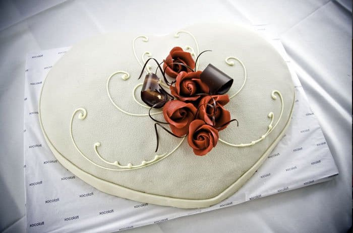 Bryllupskage