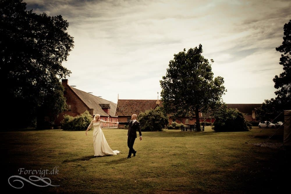 Ulriksholm Slot bryllup