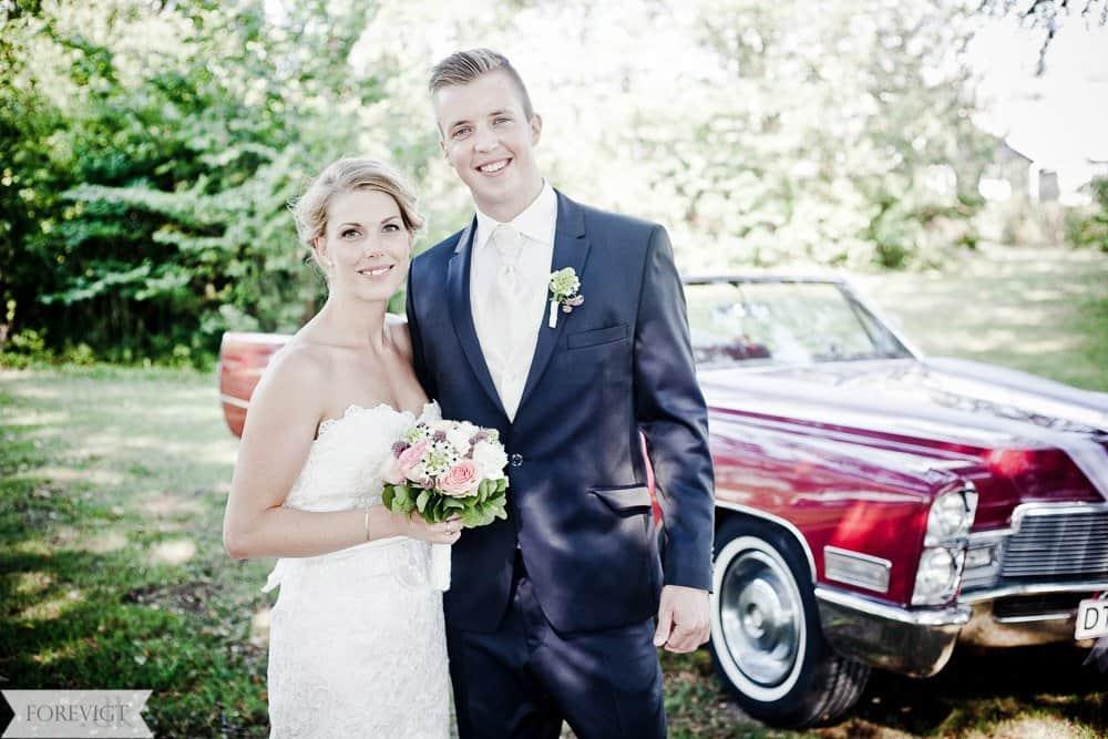 bryllup Rødding