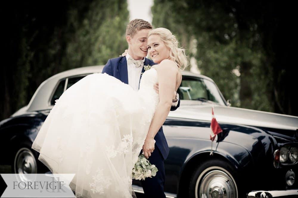 bryllupsbilleder aarhus