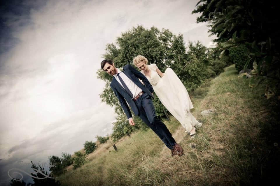 Tilst kirke bryllup