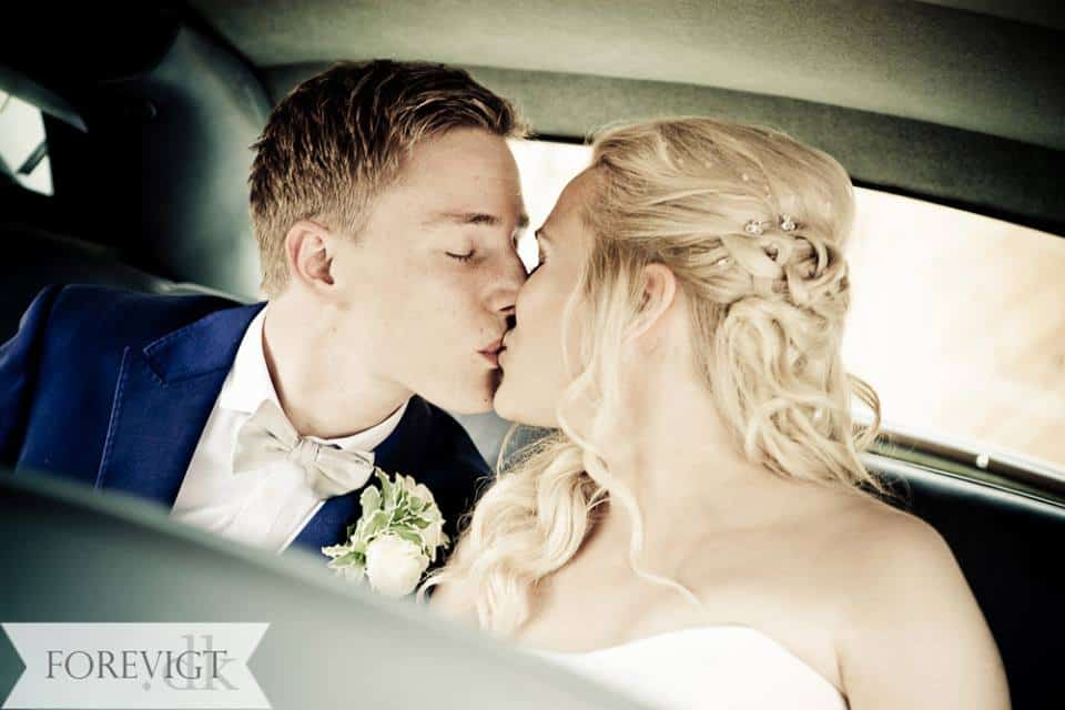 bryllup Hornbæk