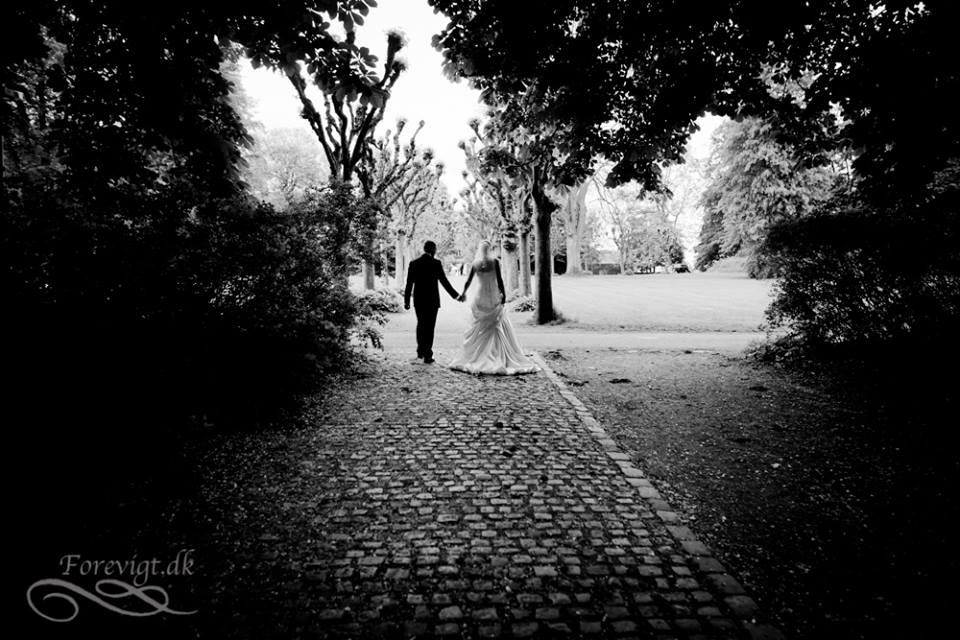 bryllupsbilleder Faaborg Hvedholm