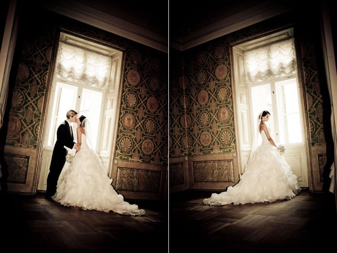 Vrå Slot bryllup