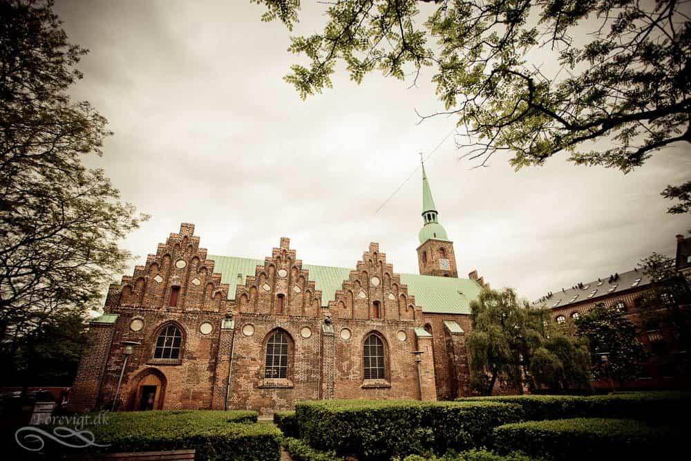 Vielse i Vor Frue Kirke i Aarhus C
