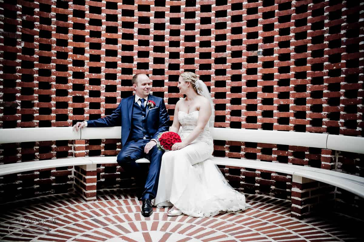brudepar sædding kirke