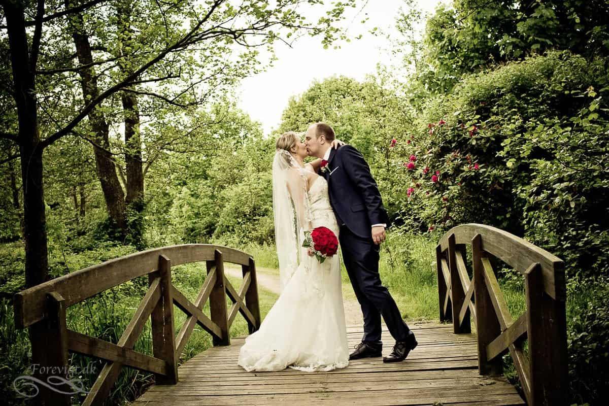 brudepar vognsbølparken esbjerg