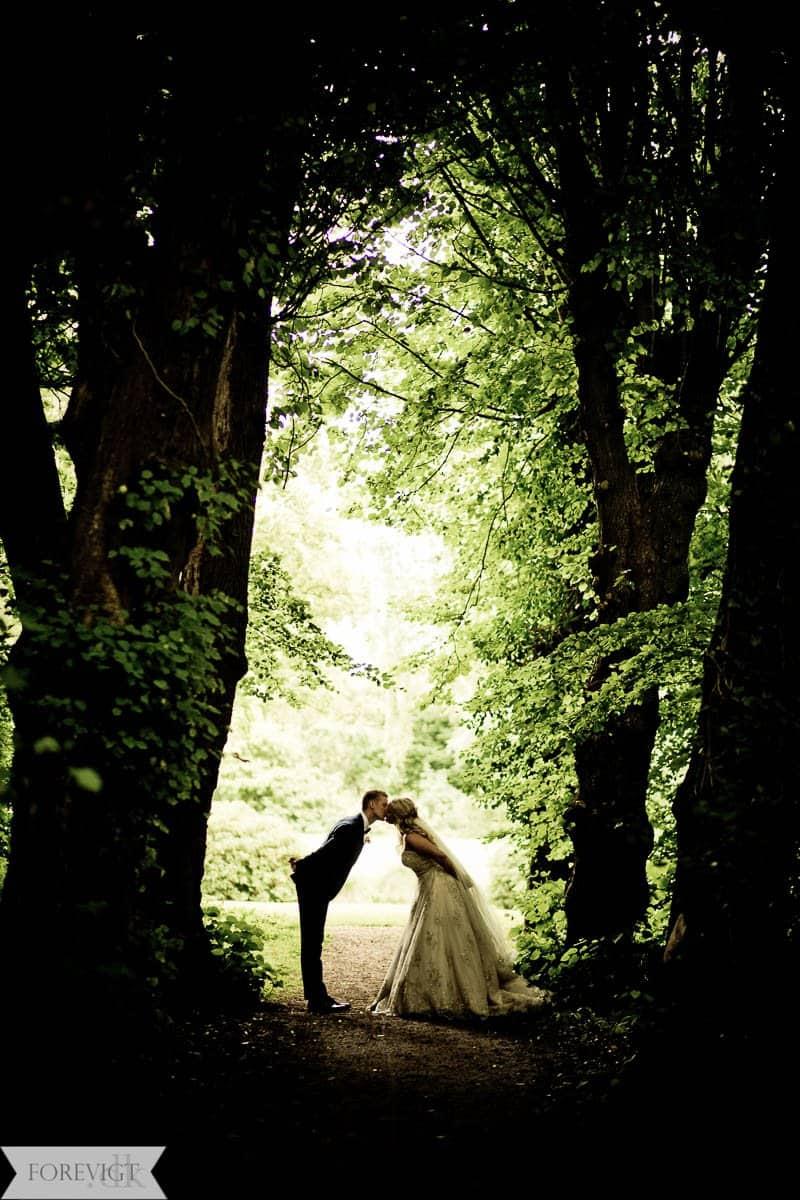 bryllupsfotos hindsgavl