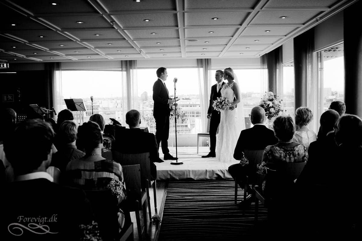 First Atlantic Hotel Aarhus bryllup