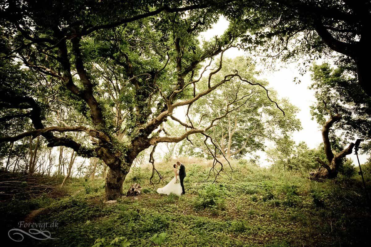 Munkerupgaard bryllup