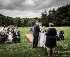 bryllup foto  forevigt