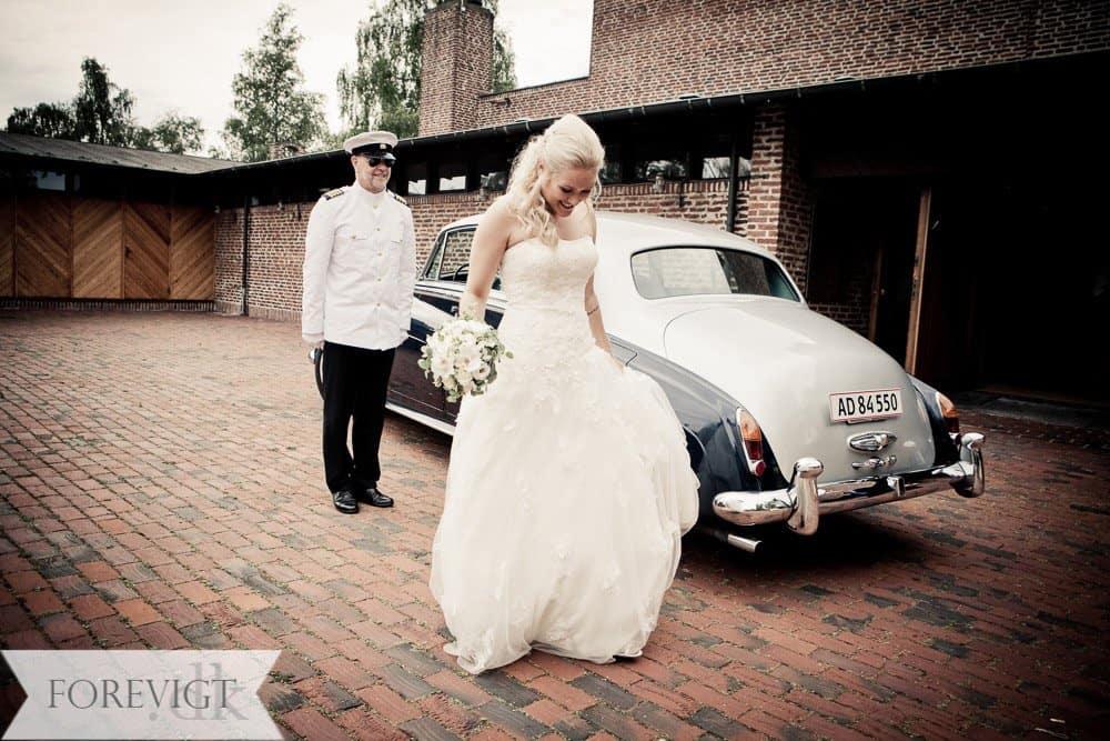Bryllupsfotografering Rødovre