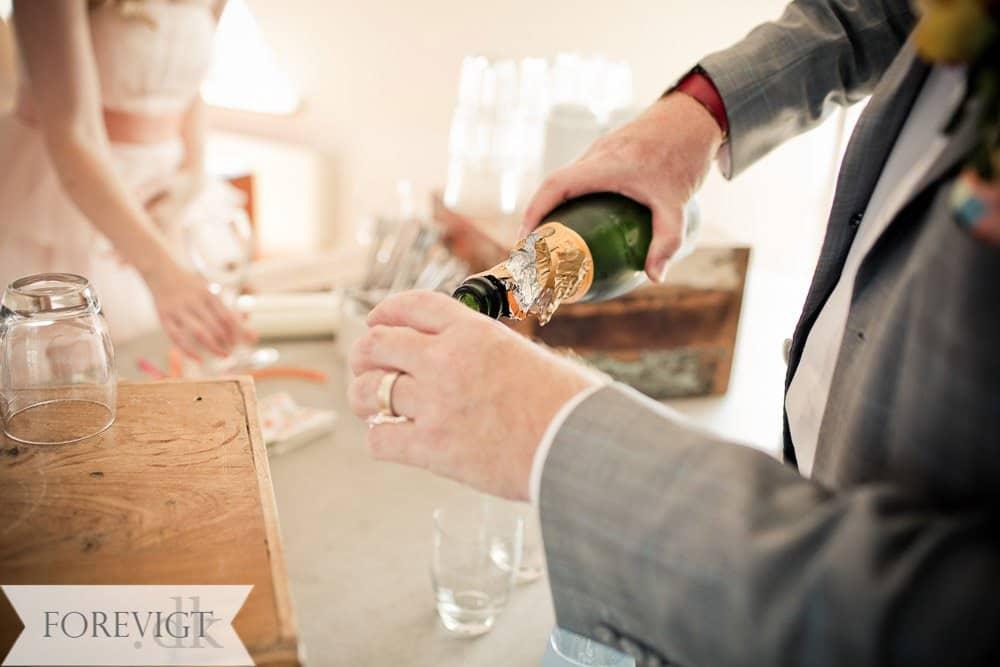 Bryllup Brønshøj