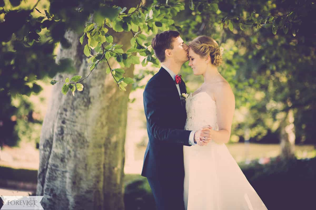 bryllupsbilleder varna palæet aarhus