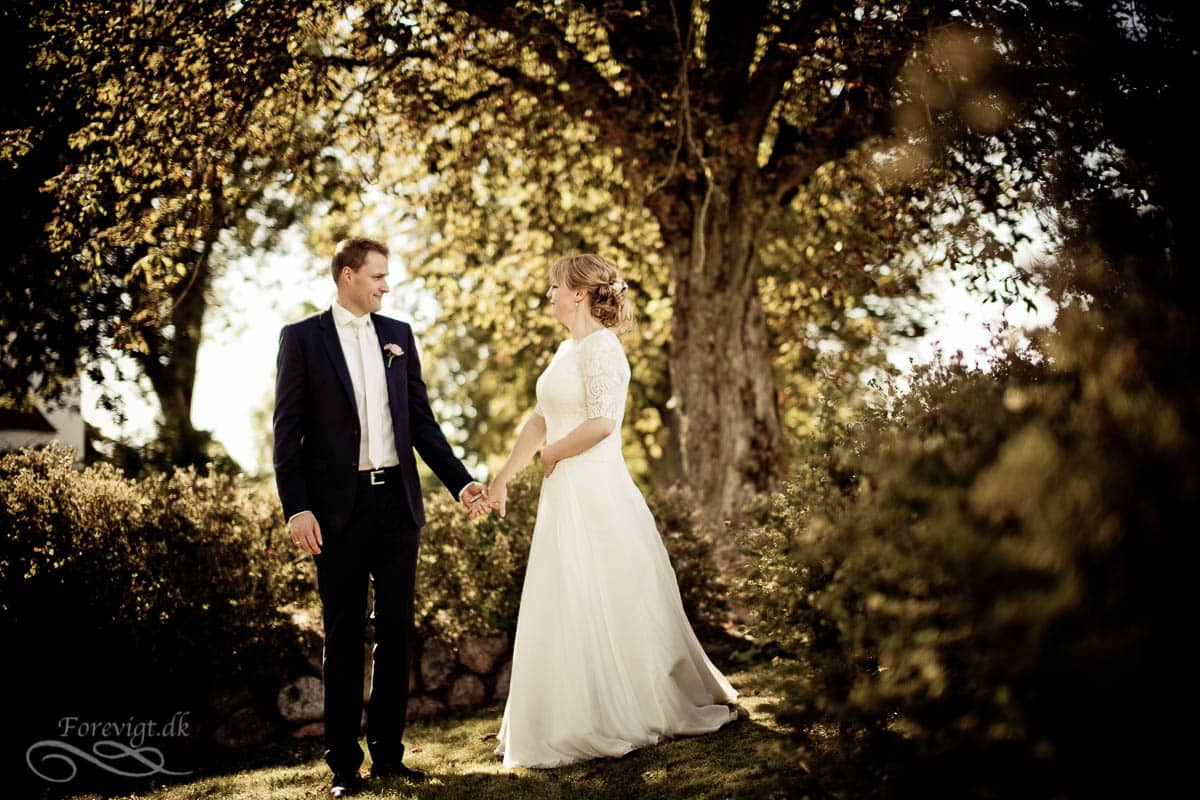 Bryllup i Odense S