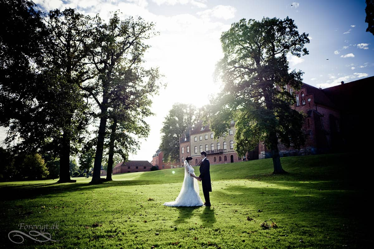 Hotel Kirstine bryllup