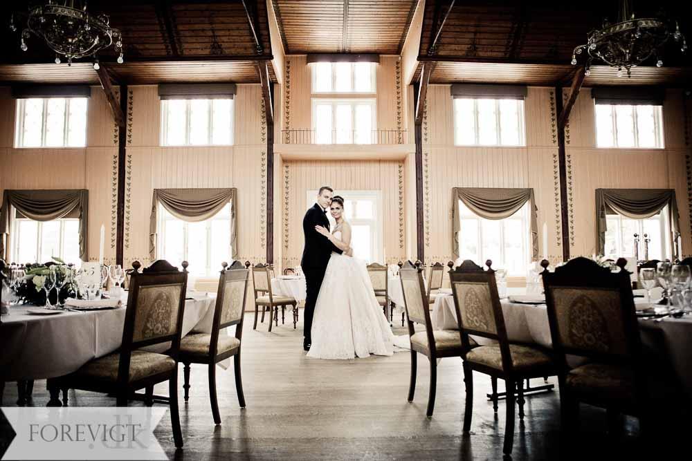 Aarøsund badehotel bryllup