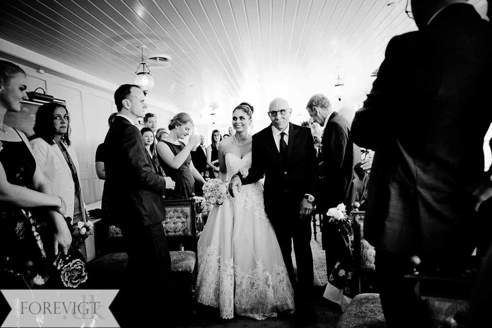 Bryllup på Jomfrubakken Bed & Breakfast