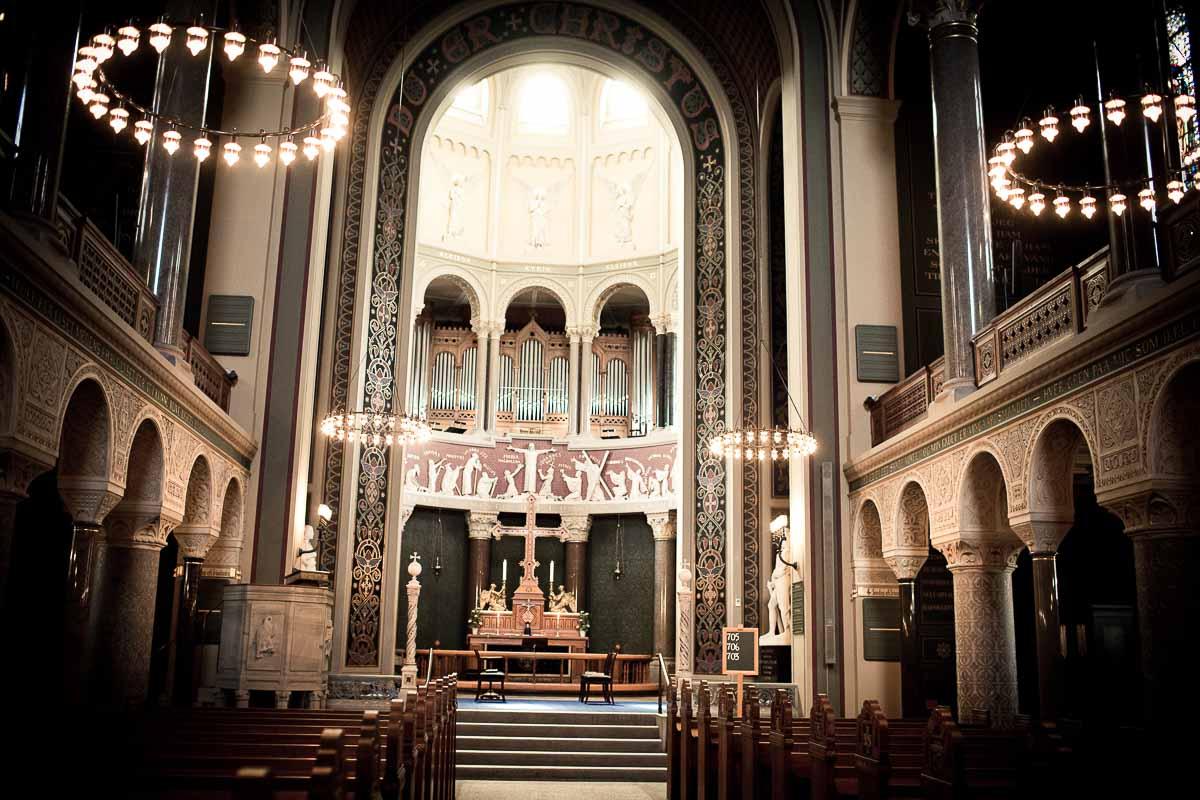 De smukke kirker i København