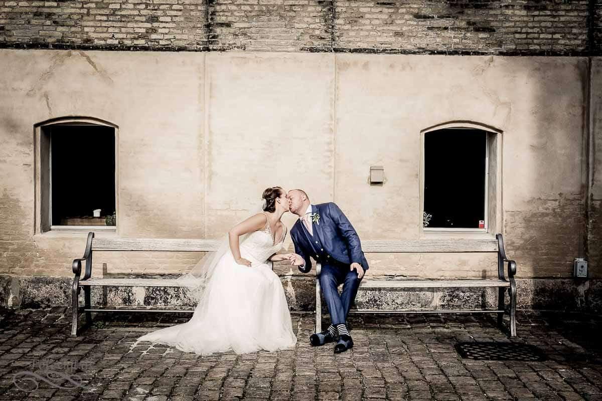 Nordatlantens Brygge bryllup