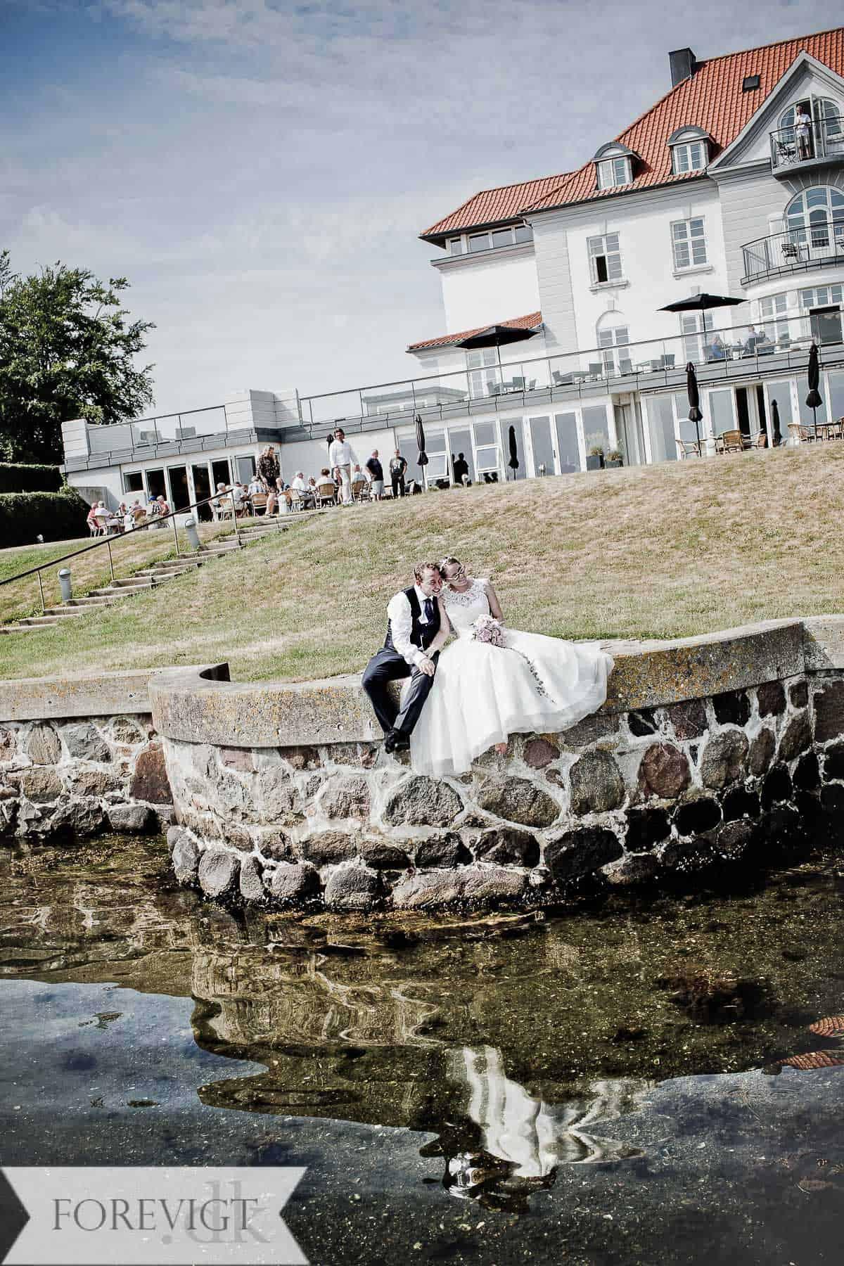 Bryllup Hotel Sixtus Middelfart