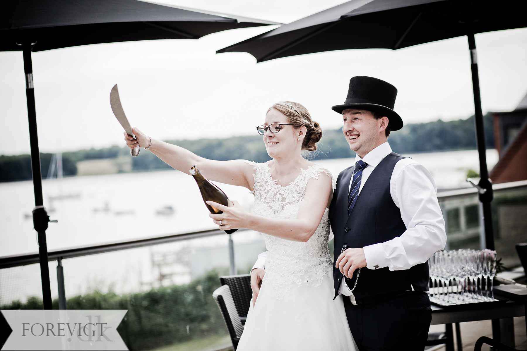 Bryllup Middelfart