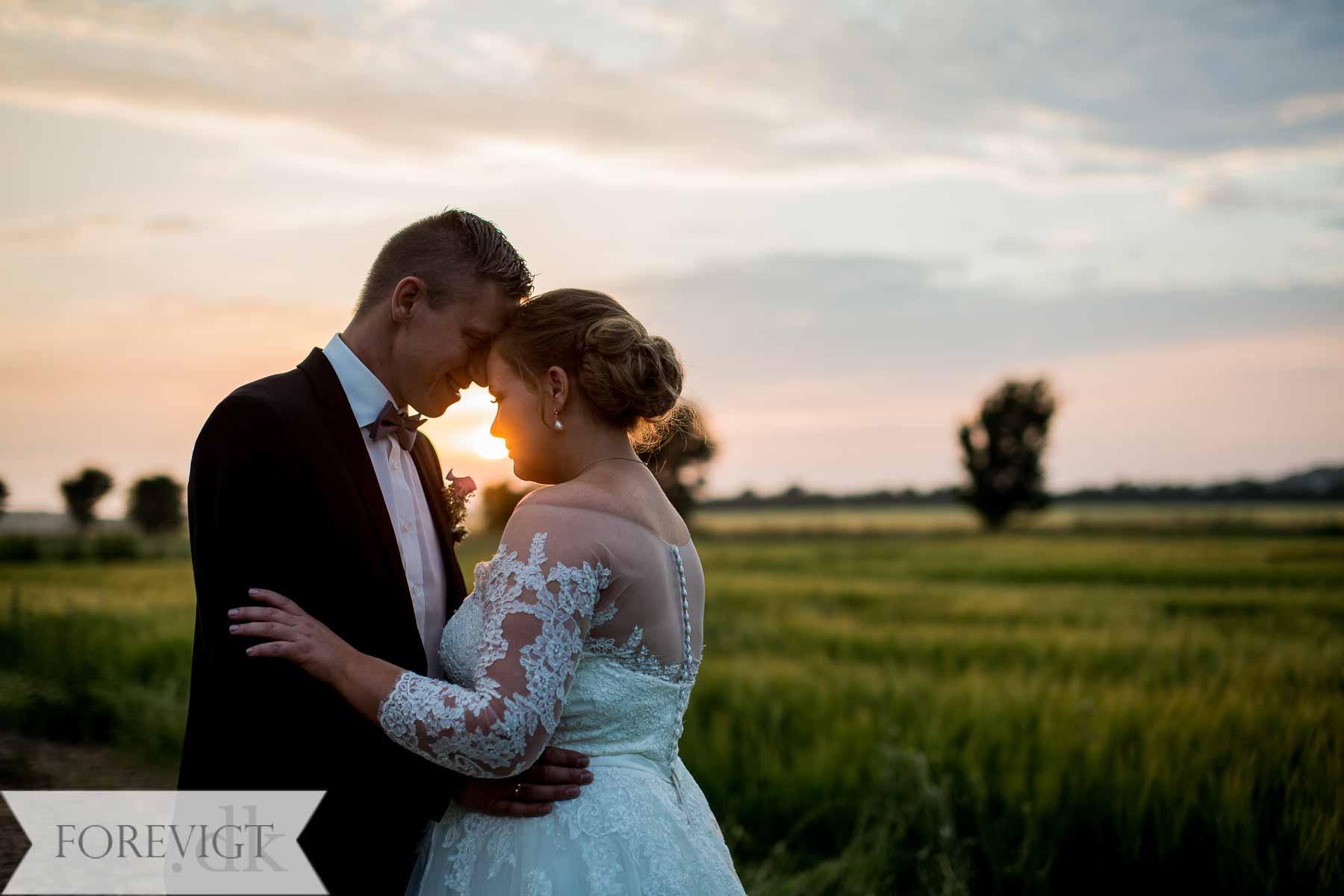 Bryndum Forsamlingshus bryllup