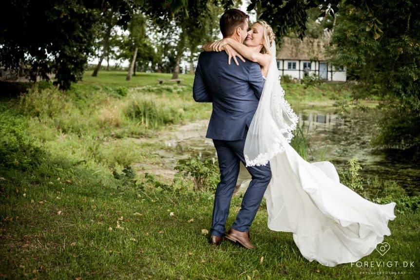 Bryllupsfotograf Herfølge
