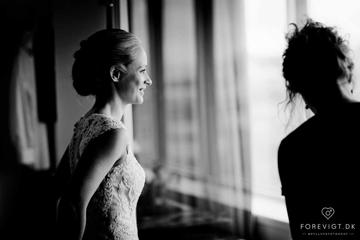 bryllup århus foto