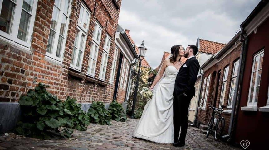 Bryllupsfotograf Ribe