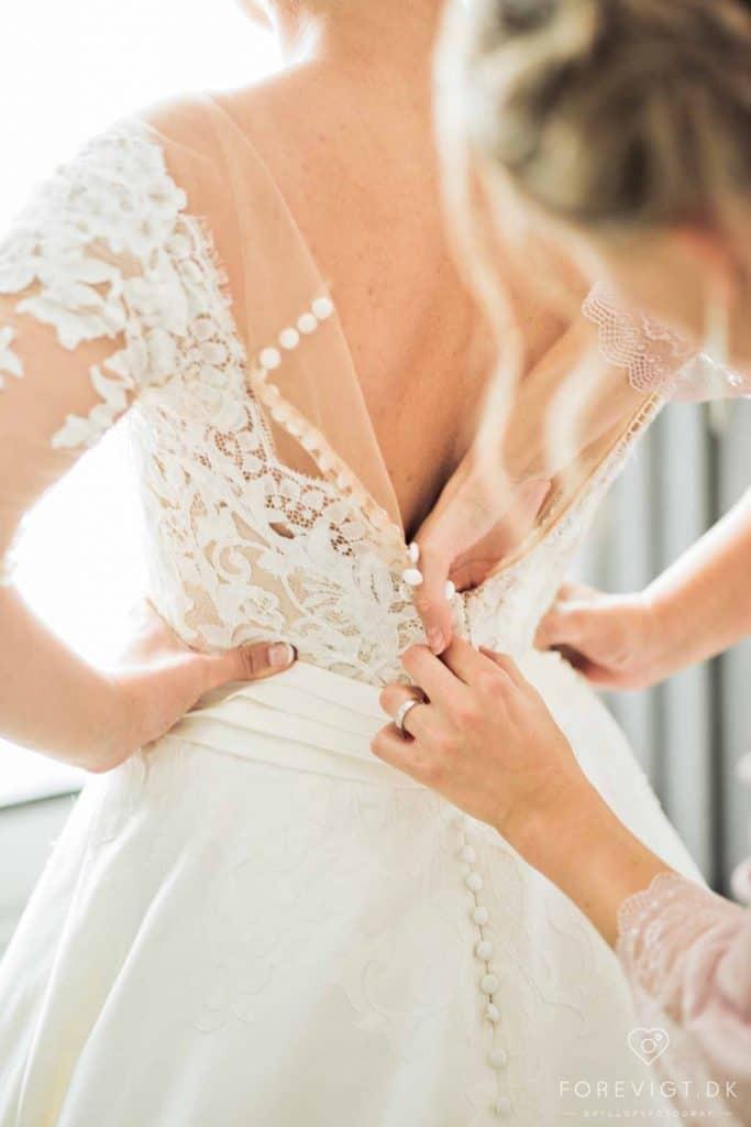 brudekjole bryllupsmesse