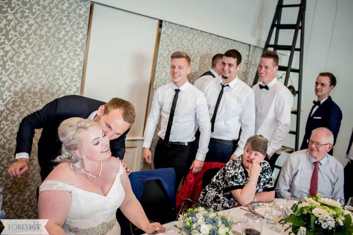 Fotograf til bryllup i holbæk