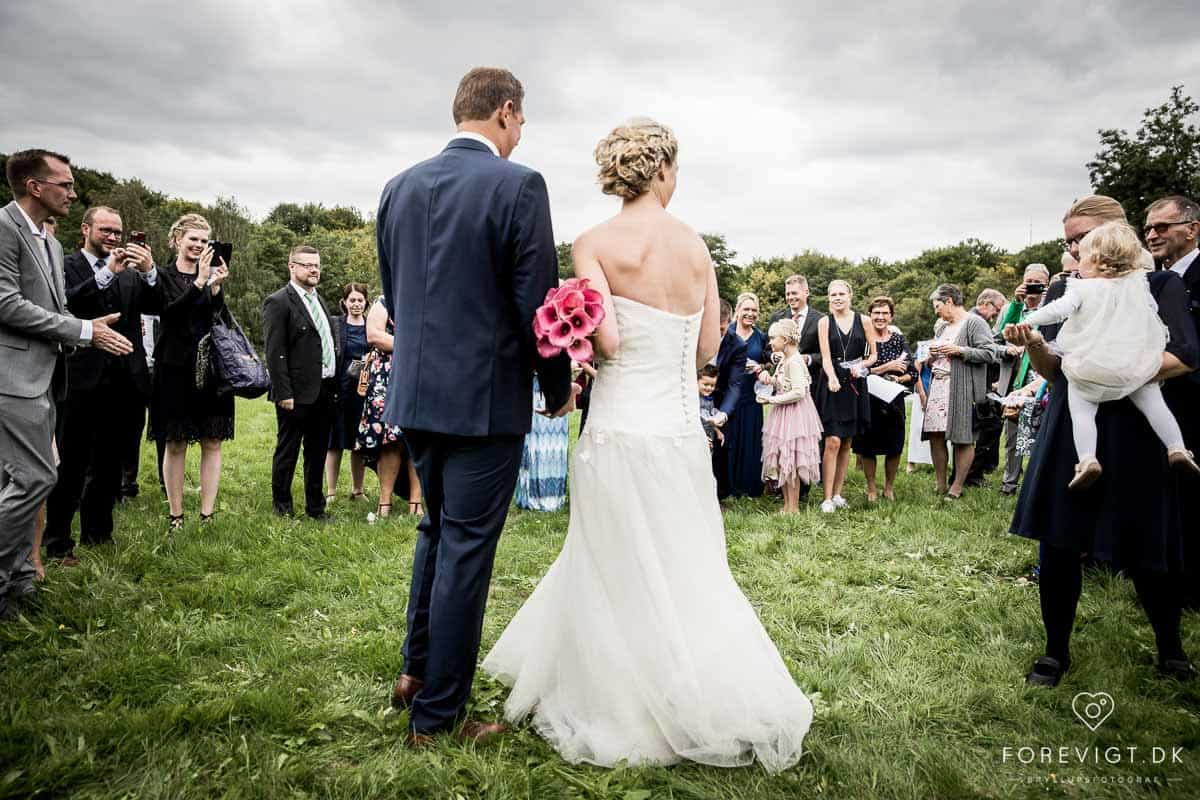 Hvordan vælger man kjolen til brylluppet?