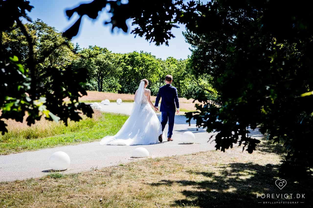 Billeder fra bryllupsfotograf i Hjerting