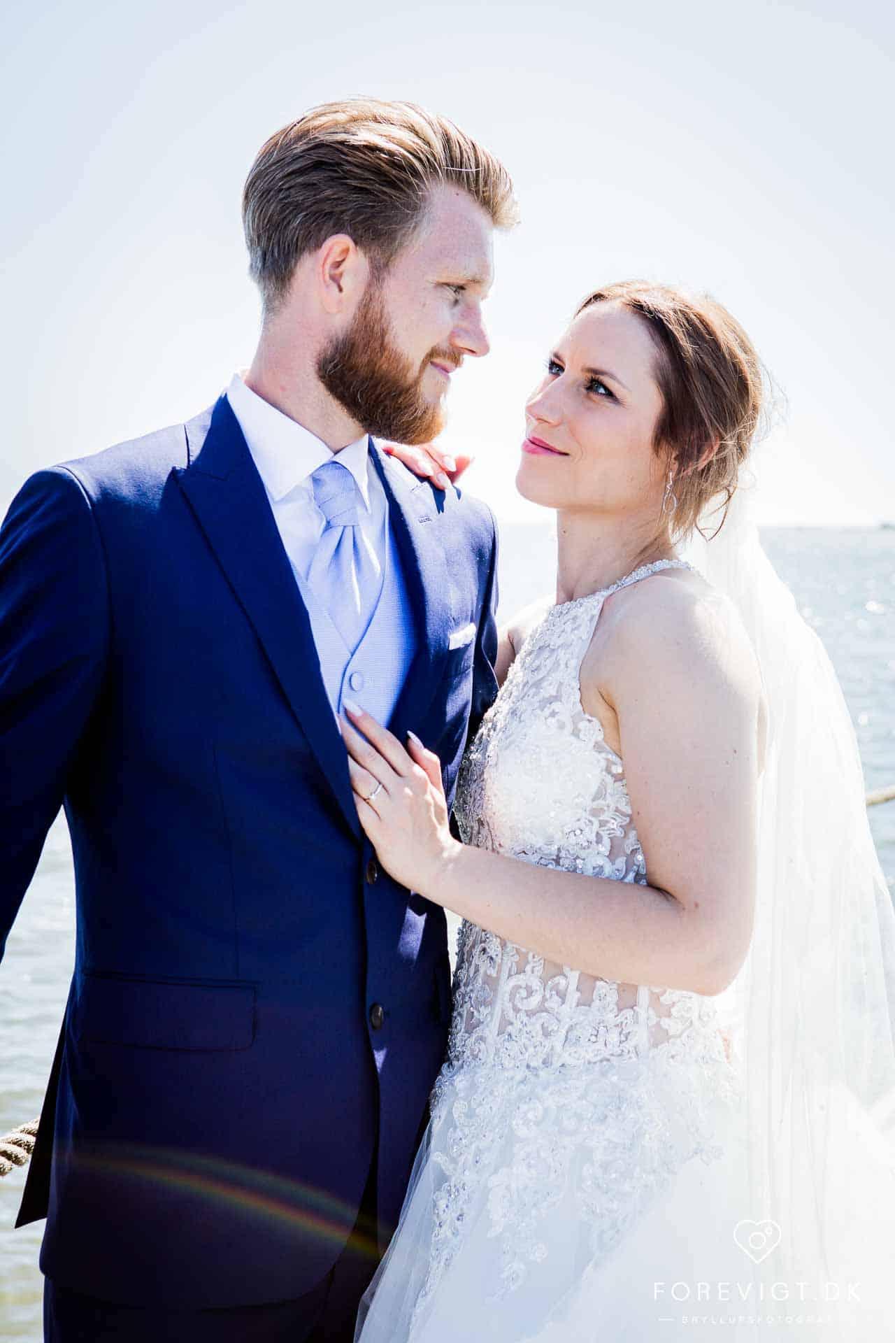 Bryllup i Hjerting
