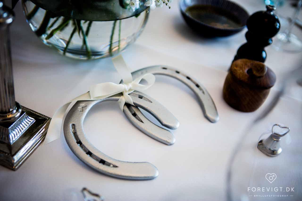 bryllup på Hotel Hjerting