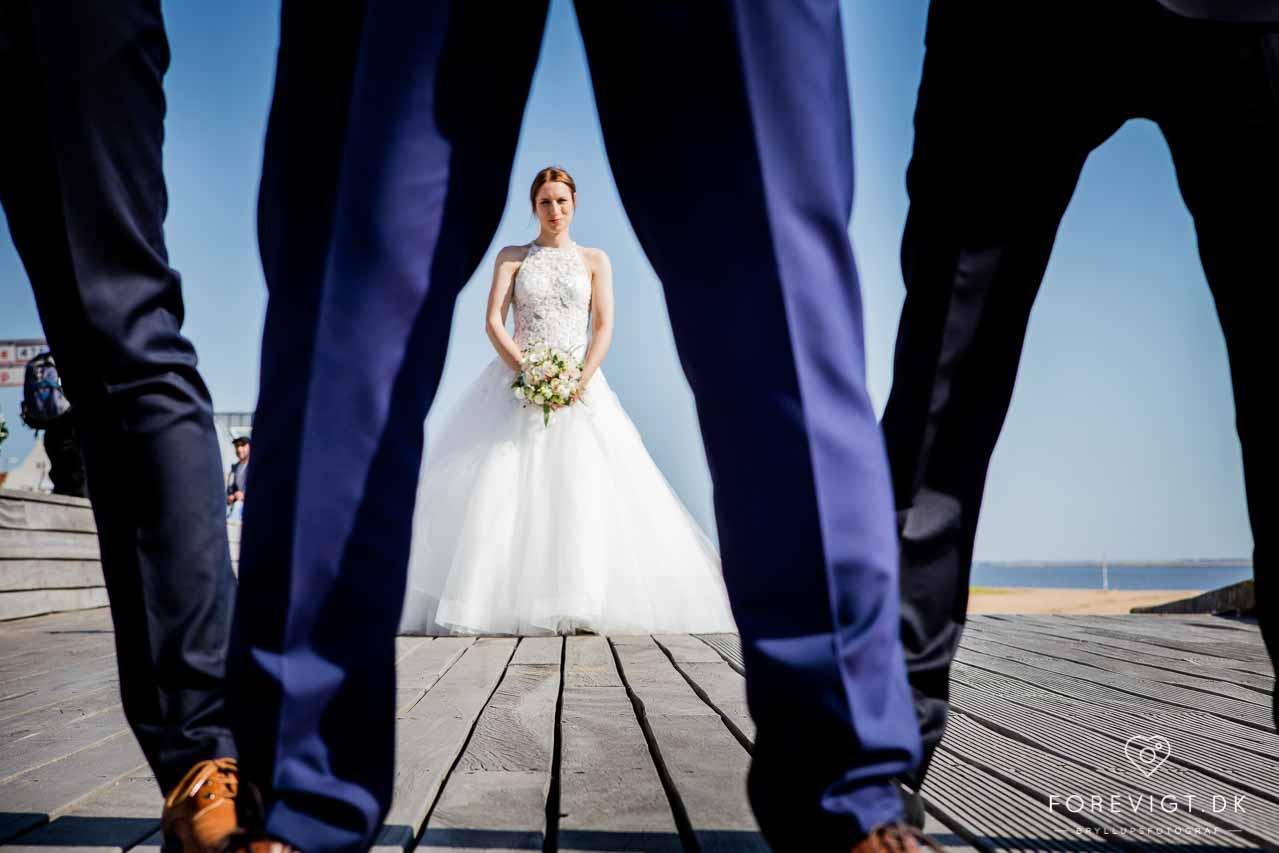 bryllupsfotografering i Hjerting