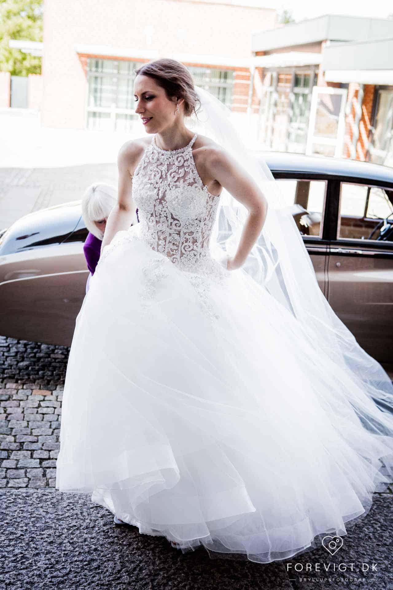 Romantisk bryllup - Radio Victoria