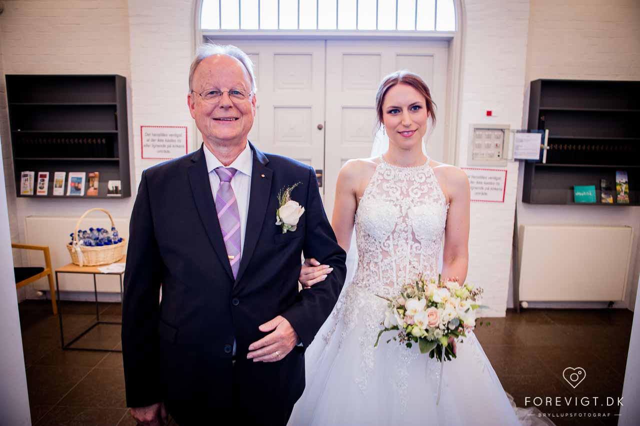 Buketter og brudebuketter til bryllup i Esbjerg