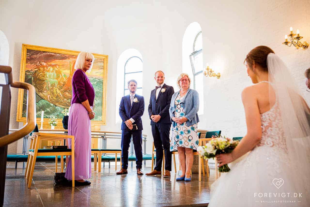 Bryllup - Fotograf Esbjerg
