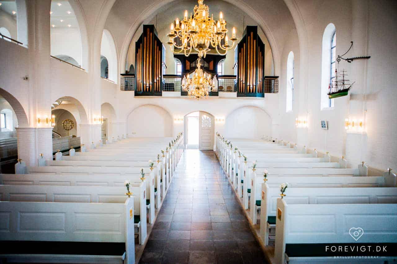 Zions Kirke er Esbjergs største kirke og opført i 1912-14