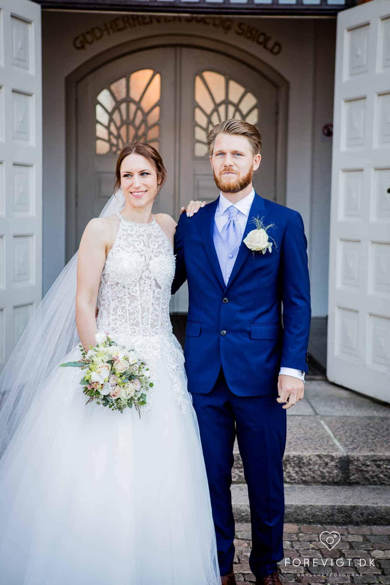 Bryllupsfotograf - Fotograf Esbjerg