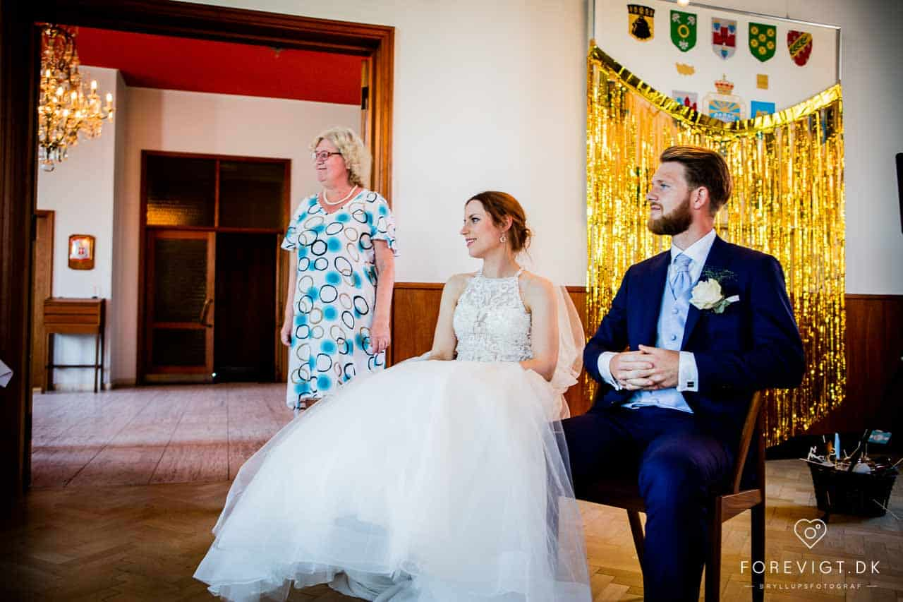 Dygtige bryllupsfotografer i Jylland