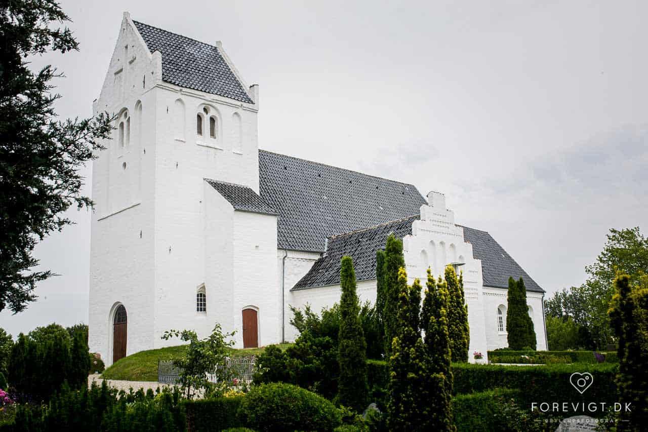 Kirker på Fyn