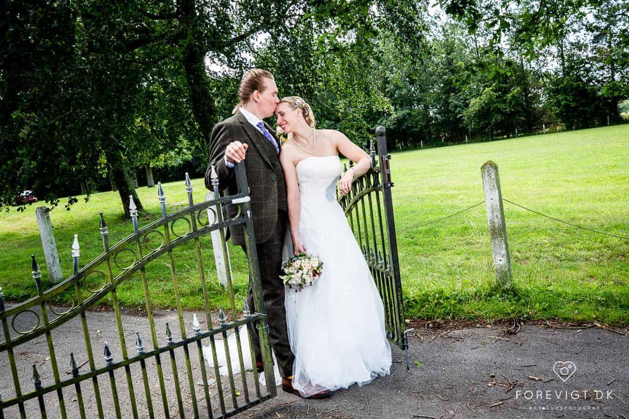 Urbant havebryllup - få inspiration til bryllup i haven