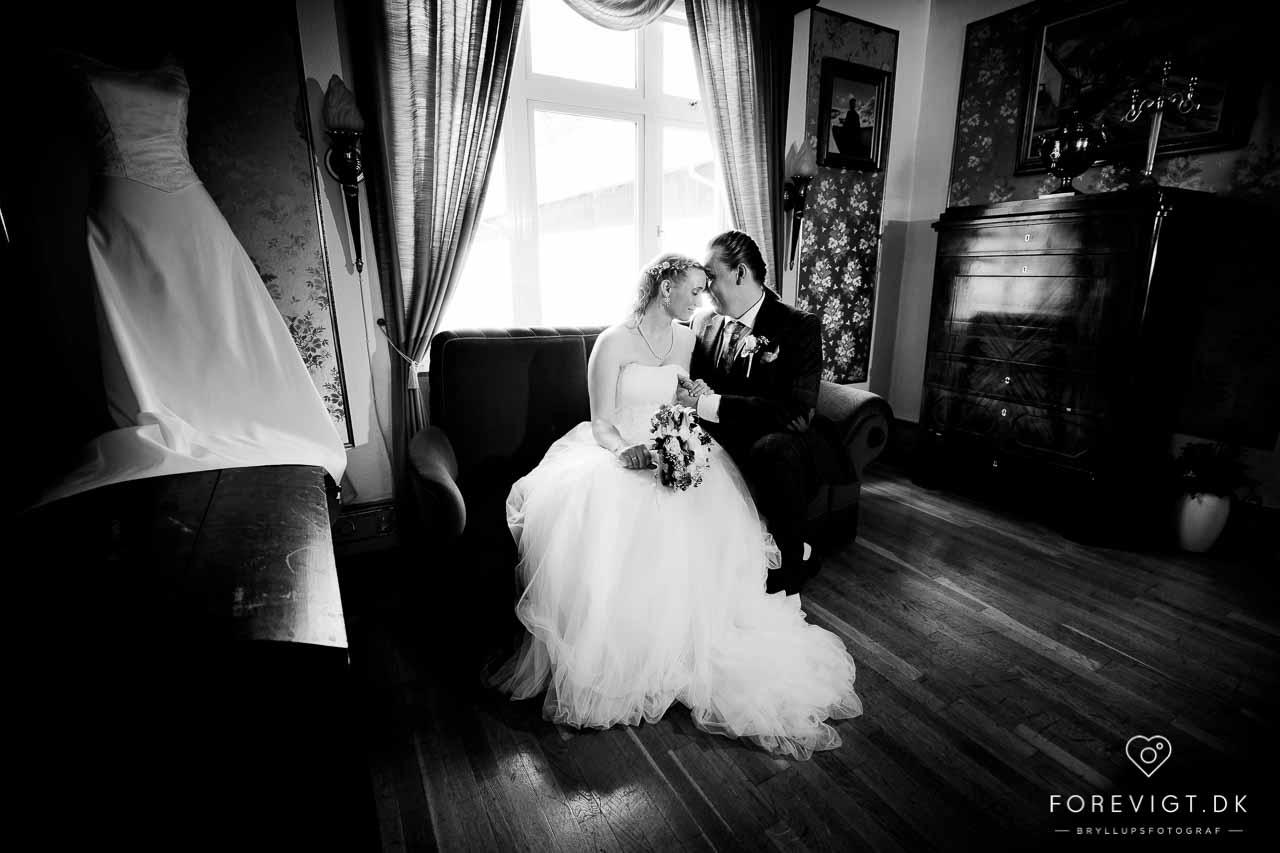 Bryllupsfotograf og portrætbilleder